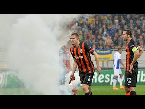 Shakhtar Donetsk: a club in exile | Guardian Football Passpo