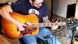 Gibson Hummingbird Jam
