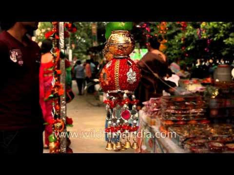 From Dhanteras to Bhai Duj- Diwali in Delhi