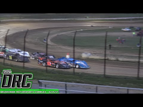 Brushcreek Motorsports Complex | 8/19/17 | Crate Late Models | Feature