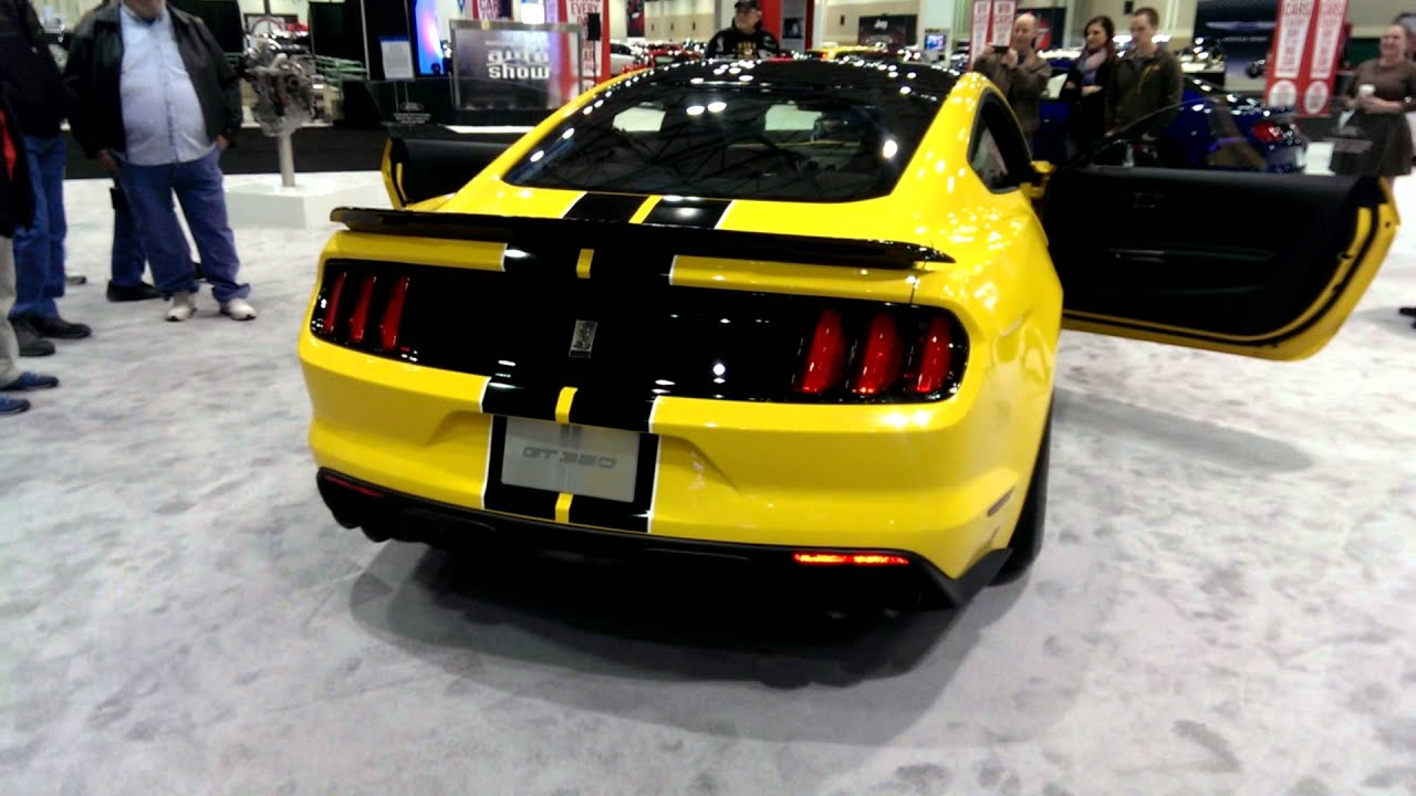 2016 ford shelby gt350 engine revs youtube