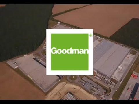 GOODMAN Promo video logistického centra Senec (2016)