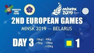 European Games 2019 - Minsk - Day 3 ELIMINATION