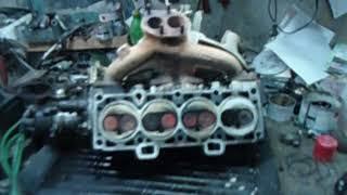 Причина белого дыма из выхлопной трубы и перегрева двигателя ВАЗ
