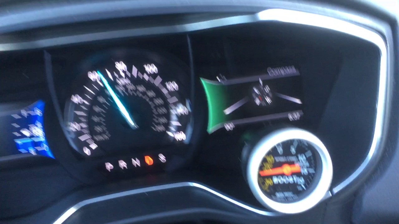 Ford Fusion: Gauges