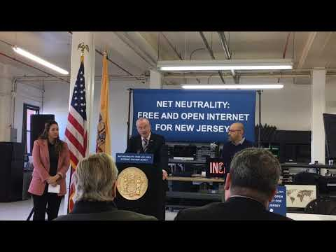 Murphy aims to protect net neutrality in N.J.