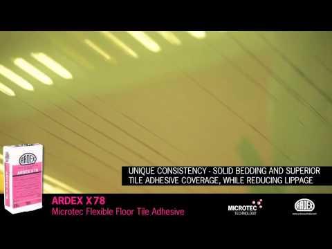 Ardex X 17 Flexible Non Slump Wall And Floor Tile Adhesive Bookmarc