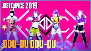 Just Dance 2019: DDU-DU DDU-DU by BLACKPINK | Official Track Gameplay [US]