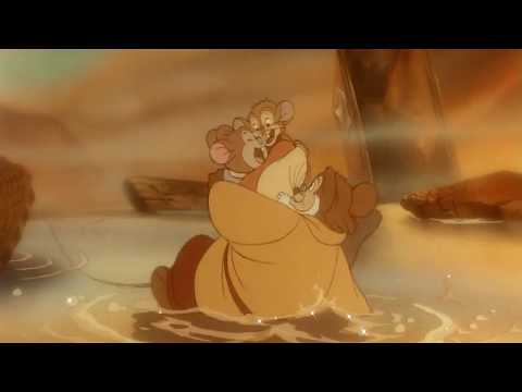 An American Tail (1986) A Family Reunited/Ending Scene