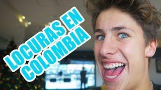 LOCURAS EN COLOMBIA ft. LOS #CABALLEROS / Juanpa Zurita