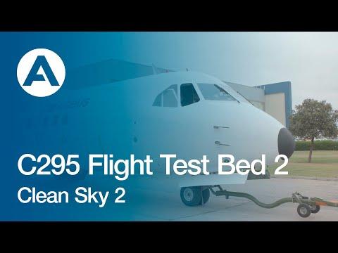 C295 Flight Test Bed 2 - Clean Sky 2
