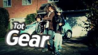 Top Gear Renault ZOE EV Harry Charlie and Jasper Style