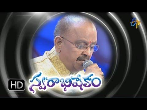 Deva Deva Davalachala Song - S P Balasubramanyam Performance in ETV Swarabhishekam - 27th Sep 2015