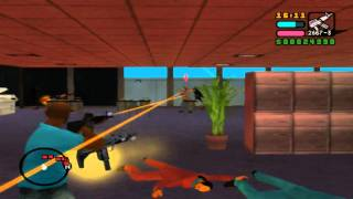 GTA Vice City Stories - Ultima missione - Last stand ( Ps2 )