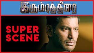 Irumbu Thirai - Super Scene 13   Vishal   Arjun Sarja   Samantha Akkineni