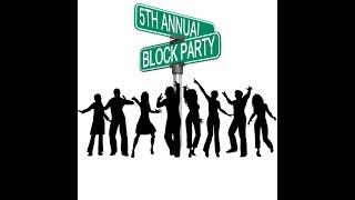 Block Party 2017: Bubble Soccer