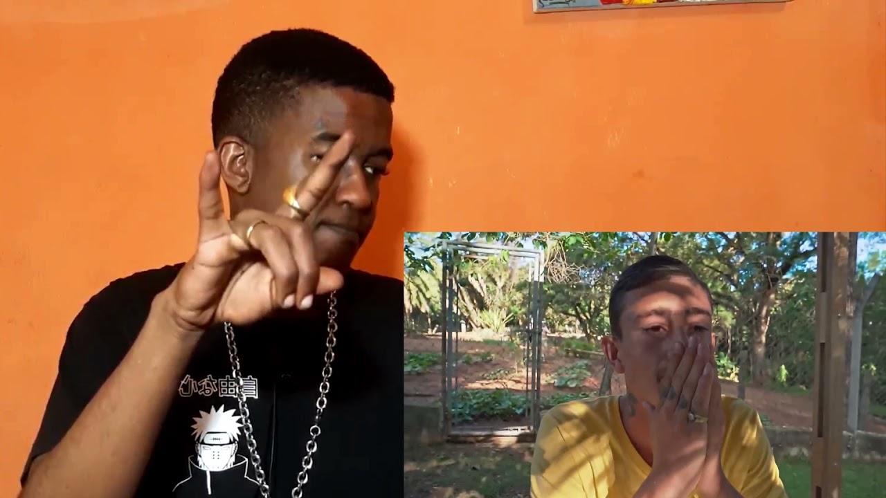Jhony REACT  - TIPO DOMINÓ - Mc Pedrinho JR ( Kondzilla )