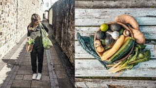 10 Zero Waste Food Shopping Tips + Come Shopping With Me