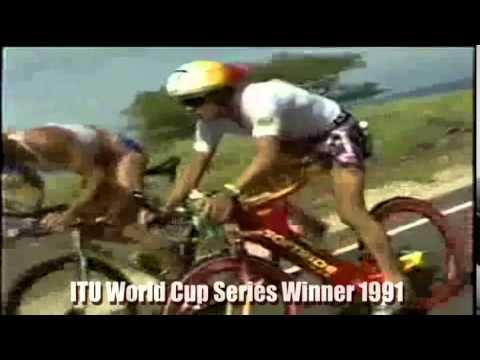 Greg Welch - 2014 ITU Hall of Fame
