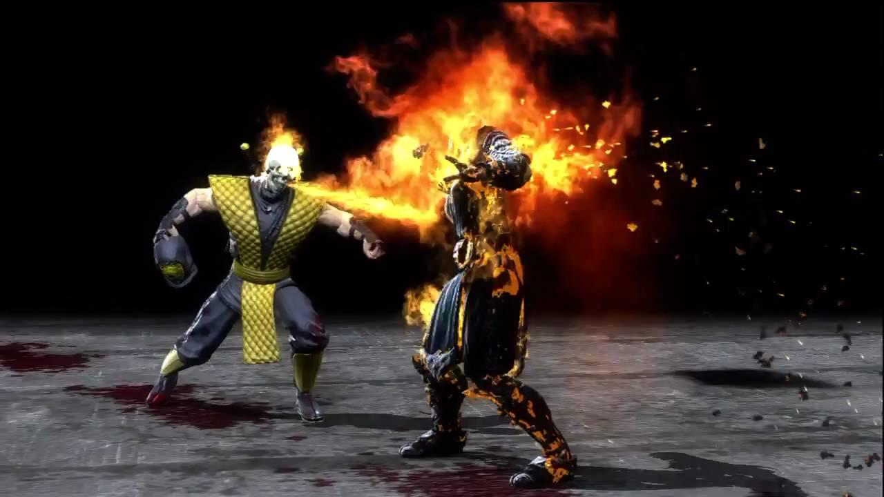 mortal kombat 9 scorpions klassic toasty fatality hd 720p mpg youtube
