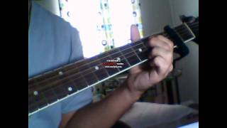 Myth OST -Endless Love- Guitar Solo.