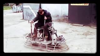 Двухроторная затирочная машина по бетону(, 2016-10-21T14:34:42.000Z)
