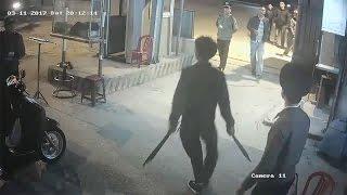 Thích khách Nghệ An mang song kiếm truy đuổi nhân viên bến xe Vinh