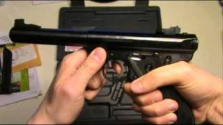 Video Ruger Mark III 22LR Part 1 download MP3, 3GP, MP4, WEBM, AVI, FLV Agustus 2019
