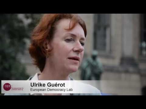 Ulrike Guérot: Hat die Eurozone in ihrer derzeitigen Form eine Zukunft?