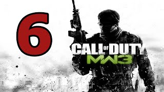 Call of Duty: Modern Warfare 3 Walkthrough Part 6 - No Commentary Playthrough (PC)