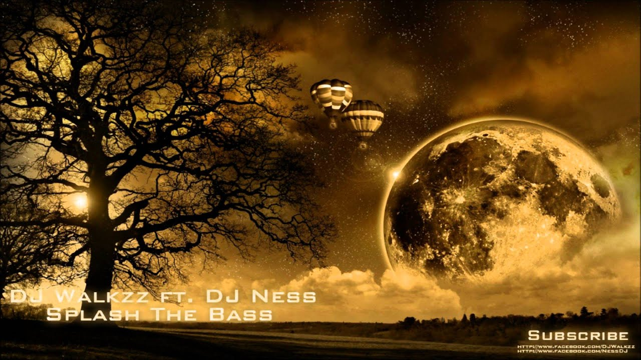 DJ Walkzz ft. DJ Ness - Splash The Bass