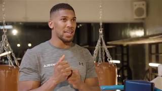 EXCLUSIVE: Anthony Joshua makes prediction for Usyk-Bellew & Whyte-Chisora - plus talks Wilder