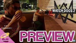Watch Dogs 2 new gameplay: Mr Robot, the game?