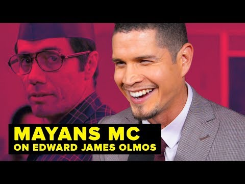 Mayans MC Cast Calls Edward James Olmos a