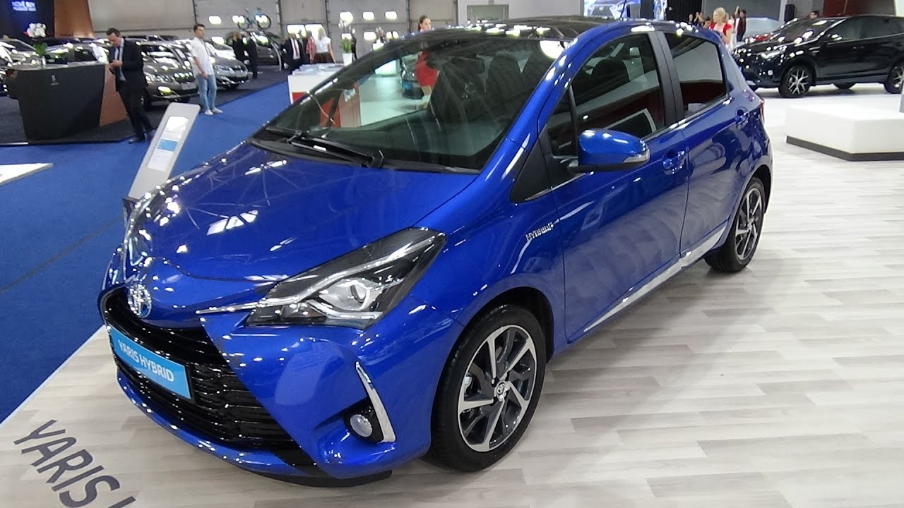 2018 toyota hatchback. wonderful hatchback 2018 toyota yaris hybrid  exterior and interior auto salon bratislava  2017 with toyota hatchback
