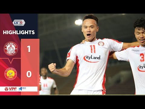 Ho Chi Minh Thanh Hoa Goals And Highlights