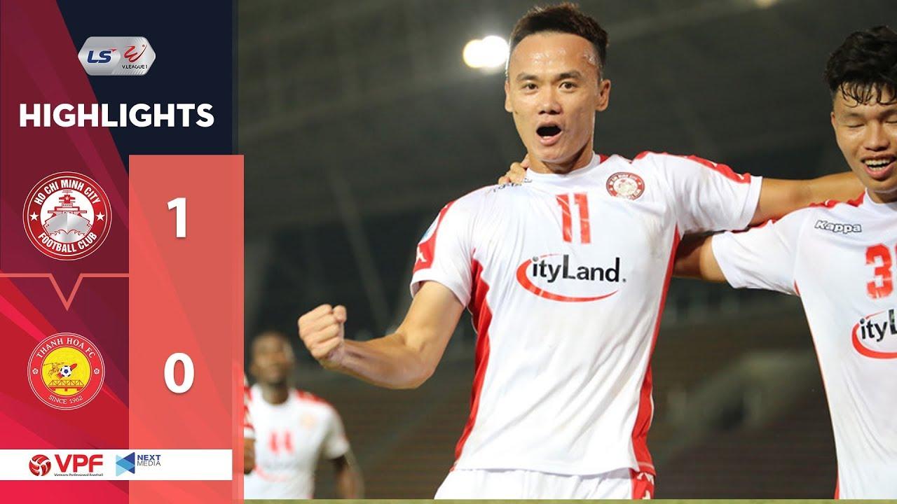 Highlights | CLB TP. HCM – Thanh Hóa | Kịch tính phút bù giờ | VPF Media