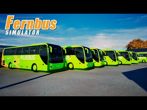 REAL LIFE Graphics ! ! ! Fernbus Simulator - Neoplan Skyliner ! ! ! GAMEPLAY ! ! !