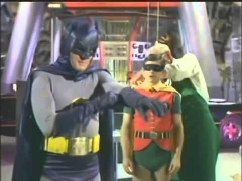 Batman's Bat-Wisdom