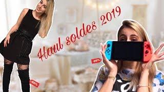 HAUL SOLDES 2019 - Rosa Lyra