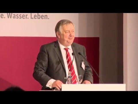 Begrüßung Smart Renewables 2016: Johannes Kempmann