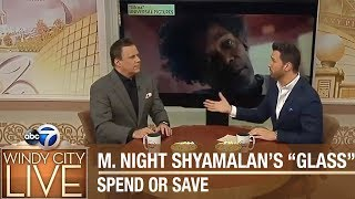 """Roeper Reviews M. Night Shyamalan's Latest Film """"Glass"""" 