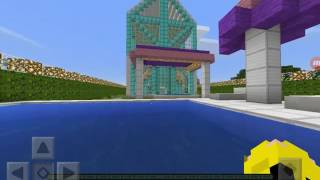 Minecraft pe zengin ve fakir 1.bolum