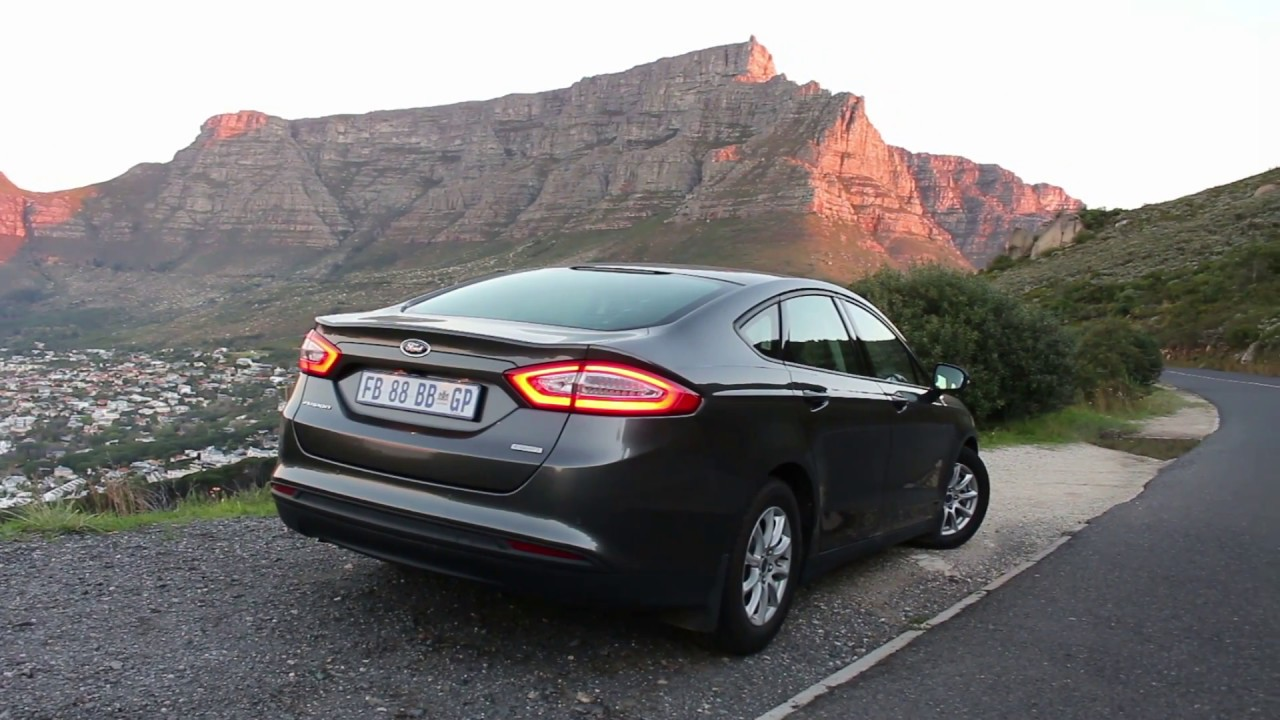 2016 Ford Fusion 1 5 Ecoboost Review
