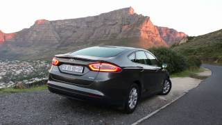 2016 Ford Fusion 1.5 EcoBoost Review