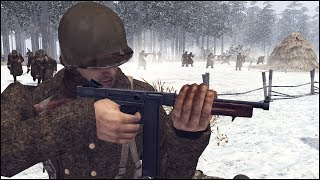 101st AIRBORNE EPIC CHARGE on FOY - RobZ Realism Mod - MoW Assault Squad 2 / Call to Arms