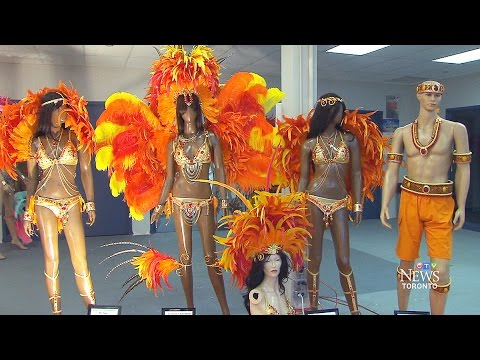 Sneak peek at Scotiabank Caribbean Carnival costumes