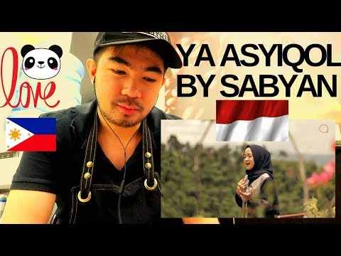 YA ASYIQOL BY SABYAN of Indonesia Top 1 Cover on Youtube