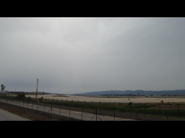 Pols del Sàhara al cel de Catalunya - Aeroport del Prat - Juliol 2021