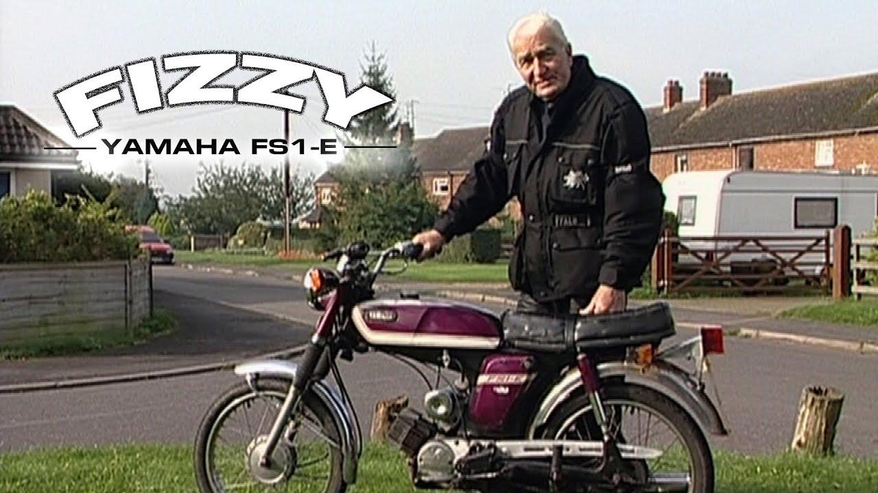 mvc003s Yamaha Moped